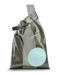 Famous Jil Sander PVC transparent bag