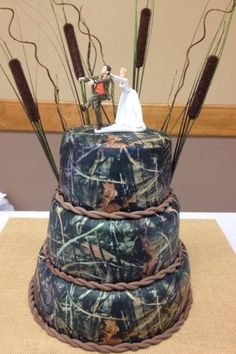 Max4 wedding cake