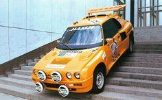 «Апельсин» НАМИ-0290 1988 год. Раллийная «группа B» по-советски, или просто «Апельсин», – это гоночный автомобиль, созданный инженерами НАМИ в свободное от работы время.