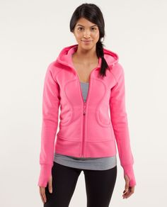 Scuba Hoodie *Stretch (Lined Hood) white/dune color is my choice!