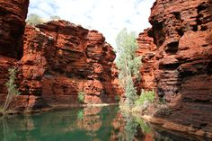 Beautiful Karijini National Park.  More pictures on www.instagram.com/iamabackpacker