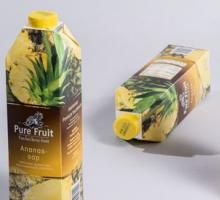 ThePackHub Innovation Zone - The First Packaging that can be folded The Combidome from SIG Combibloc (exhibiting at Pro2Pac 2015 on stand S2408) combines the advantages of a paperboard carton with that of plastic or glass bottle. The closure is centralised giving it the convenience and stability of a bottle and a better pouring performance than traditional cartons. It looks great too and is sure to stand out on shelf in store.