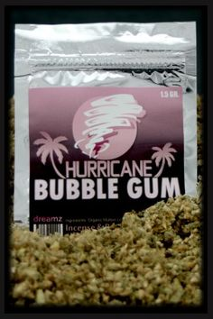 Buy Hurricane Bubblegum.... If you love bubblegum, this is the blend for you! This bad boy bubble blend has distinct aroma.  Old Price: from $19.98 Price: from $16.98 You save: $3.00 (15.02%) Product code: 108