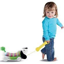 LeapFrog - Mon chien ABC vert  - marque : Leapfrog Ce malicieux et mignon petit chien à la fière allure connait son alphabet sur le bout des pattes !Tire sur sa laisse pour marcher en sa compagnie et entendre la chanson de lalpha... prix : 25.99 €  chez Toys R us #Leapfrog #ToysRus