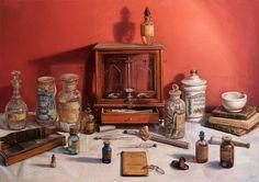 Antonio Guzman Capel - Spanish Hyperrealist Painter