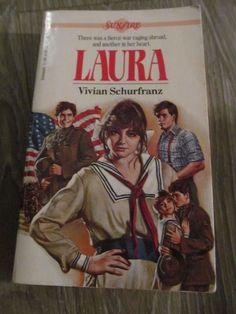 Laura by Vivian Schurfanz (1984, Paperback) Sunfire Romance