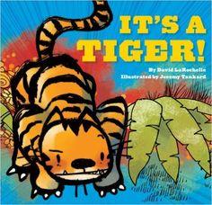 It's a Tiger! - Kindle edition by David LaRochelle, Jeremy Tankard. Children Kindle eBooks @ Amazon.com.