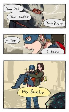 My Bucky