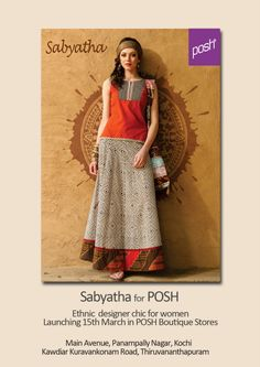 Handmade boho-chic 100% cotton designer kurtis and skirts, embroidered kurtis, printed kurtas with Patiala salwars, tops, parallels, capris, shorts, dupattas and stoles - authentic summer wear, party wear and casual wear with drop-dead gorgeous designs for women of all ages!