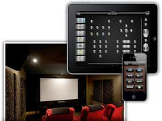 iRule Universal Remote for iPad and iPhone