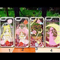 PREORDER Sailor Moon Princess Serenity Glitter Fall by YYKawaii