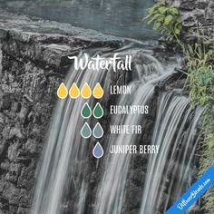 Waterfall - Essential Oil Diffuser Blend