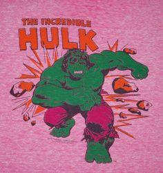 Vintage The Incredible Hulk Marvel Comics '79 The Avengers T Shirt 1979 XL | eBay