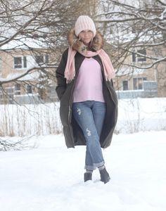 ♥︎ Mos Moshin Sophia kashmirneule - Sara S. Hello Winter, Winter Jackets, Vest, Fashion, Winter Coats, Moda, Winter Vest Outfits, Fashion Styles, Fashion Illustrations