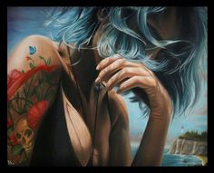 Image via We Heart It http://weheartit.com/entry/204032934 #tattoo #chloeprice…