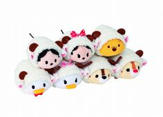For those who are unfamiliar with the Chinese zodiac, 2015 will be the Year of the Sheep, which means that as the new year draws near, we can expect Japan to shower us with tons of fluffy sheep-motif products. Disney is quick to hop on the bandwagon with their new Tsum Tsumzodiac series. Just look at those adorabl ...