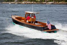 Lyman-Morse Boatbuilding - Gallery of Boats Built - Thomaston, Maine