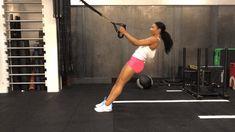 How to Do a TRX Mid-Row | POPSUGAR Fitness
