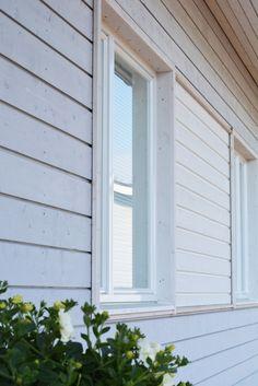 Little Mrs Finland -bloggaaja maalasi talonsa harmaaksi #Vinha lla #maalaustalkoot #tikkurila #talo #maalaus