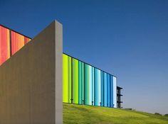 Fine Arts Center, Edcouch-Elsa, Texas, EUA.