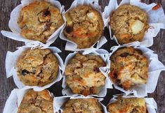 Zucchini, apple and banana muffins - Real Recipes from Mums