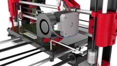 Prusa i3 Hephestos - Nivelado de la base de impresión