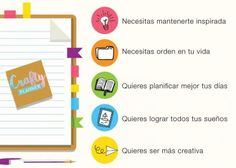 Hola DIY by Craftingeek: Crafty Planner + Super bonus (PREVENTA) - ¡Disponible en Kichink!