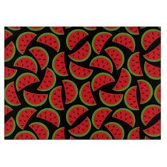 Watermelon Design Cutting Board