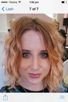 Colour Pony Hampton hair and makeup