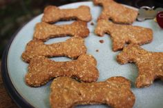 Peanut Butter Dog Biscuit
