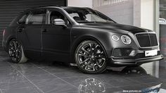 2017 Kahn Bentley Bentayga Le Mans Edition