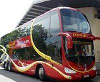 Penang, bus schedule : journeymalaysia.com