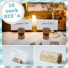 Top 10 cork DIY's