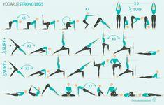 3 Ways Yoga Can Improve Mental Health And Bring Happiness Iyengar Yoga, Ashtanga Yoga, Vinyasa Yoga, Yoga Anatomy, Strong Legs, Hip Openers, Restorative Yoga, Yoga Sequences, Yoga Poses