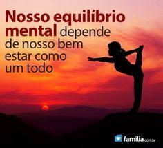 Familia.com.br   Como manter sua saúde mental #Saudemental