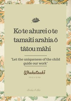 Whakatauki - very appropriate Teaching Quotes, Teaching Resources, Maori Songs, Teaching Philosophy, Maori Designs, Classroom Environment, Work Quotes, Early Childhood Education, Borneo Tattoos