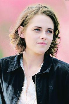Kristen Stewart from cafe society
