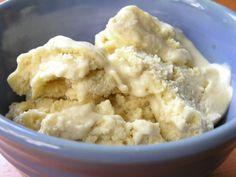 A Life Unprocessed: Perfect Coconut Milk Vanilla Ice Cream