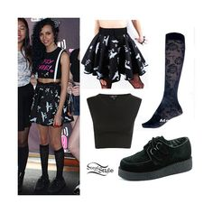 Jade Thirlwall ❤ liked on Polyvore