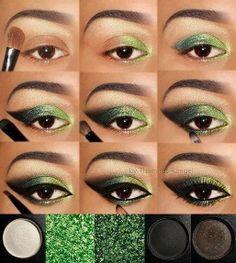 Gorgeous Makeup: Tips and Tricks With Eye Makeup and Eyeshadow – Makeup Design Ideas Eye Makeup Steps, Eye Makeup Art, Eyebrow Makeup, Skin Makeup, Eyeshadow Makeup, Makeup Tips, Beauty Makeup, Makeup Ideas, Makeup Tutorials