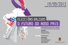 Presentación do libro sobre a importancia das redes na campaña electoral do 20 N e tertulia, o 19 de setembro na Deputación
