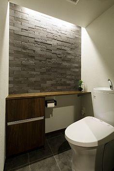 Japanese Modern, Japanese House, Modern Toilet, Toilet Room, Toilet Design, Washroom, New Homes, Interior, Home Decor