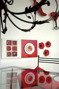 Creative Company   Quick Art: Ah … tea! Creative Company, Craft Projects, Crafty, Tea, Wall Art, High Tea, Teas