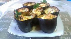 Photo The Kitchen Food Network, Food Network Recipes, Eggplant, Baking Recipes, Food To Make, Muffin, Pork, Sweets, Meat
