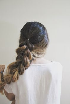 Save your hair from heat torture with these 5 cool No-heat hairstyles!