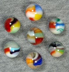 Marbles Images, Marble Ball, Marble Games, Glass Marbles, Glass Paperweights, Glass Ball, Old Toys, Colored Glass, Vintage Toys