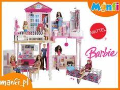 Kup teraz na allegro.pl za 159,00 zł - Mattel DOMEK DLA LALEK Barbie STYLOWY Domek CFB64 (5920911816). Allegro.pl - Radość zakupów i bezpieczeństwo dzięki Programowi Ochrony Kupujących!