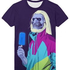 Ice Cream Walker Game Of Thrones Tee Shirt Apparel | IdolStore
