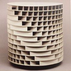 """Gianni Columno, """"Aventric Structure"""", 1962 Group Zero"""
