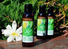 Organique Olej do kąpieli i masażu Pinakolada - rytuał rozkoszą pachnący!